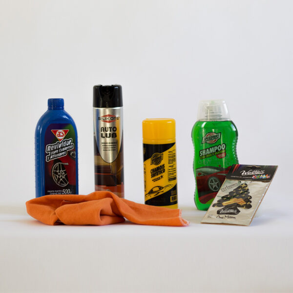 kit cuidado vehiculo